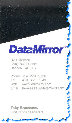 DataMirror - Product Specialist